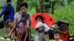 برما میں 6.8 شدت کا زلزلہ