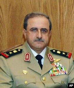 Ministro de Defensa sirio, Dawoud Rajha.