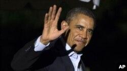 奧巴馬總統3月28號乘專機前往歐洲和沙特阿拉伯