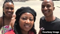 Muzvare Joanna Mamombe nedzimwe nhengo dze bato ravo