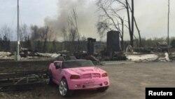 El siniestro obligó a la evacuación de 90,000 personas en la provincia de Alberta.