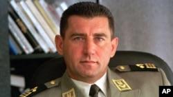 Ông Ante Gotovina, một trong 2 tướng lãnh đã được tòa án Liên hiệp quốc tha bổng