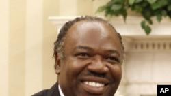 Le président Ali Bongo. Son élection avait été vivement contestée par l'opposition