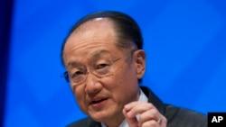 Jim Yong Kim, presidente do Banco Mundial