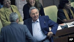 古巴领导人劳尔(资料照片)