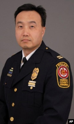 Capt. Gun Lee, the first Asian-American on the Fairfax County police force, says he's tried everything to recruit more Asian-Americans.