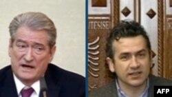 Berisha kritikon Spahiun, Topin. Spahiu: Akuzat janë politike