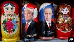 Los presuntos nexos de la campaña del presidente Trump con Rusia es uno de los temas que han empañado los primeros 100 días de gobierno.