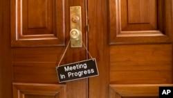 საბიუჯეტო მოლაპარაკება დახურულ კარს მიღმა მიმდინარეობს