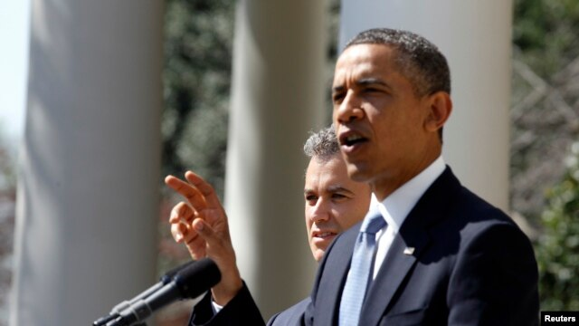 President Obama talks about the federal budget.
