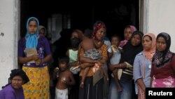 Indoneziyadan boshpana izlab kelgan rohinja musulmonlari
