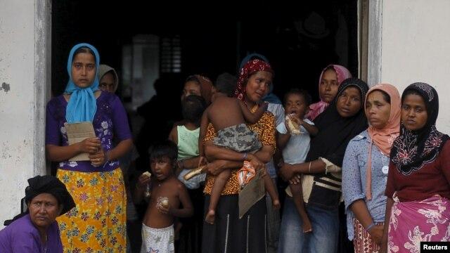 Tak Temukan Bukti Atas Pemerkosaan Rohingnya Di Aceh