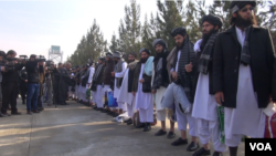 حکومت افغانستان پیش از این در سه مرحله زندانیان حزب اسلامی را رها کرده است