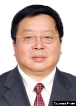 原重庆地产集团董事长周天云 (网络图片)