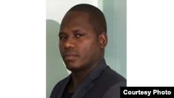 Aniceto Cambango, sociólogo angolano