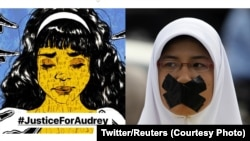 Petisi #Justice for Audry