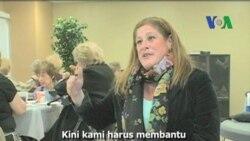 Peran Organisasi Sosial di Tengah Lesunya Perekonomian AS - Laporan VOA 22 Desember 2011