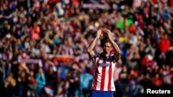 El jugador español Fernando Torres fue presentado como nueva contratación en el club de sus amores, el Atlético de Madrid.