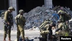 持刀行兇巴勒斯坦人被以色列軍擊斃