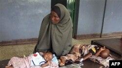 Незважаючи на очевидні докази, екстремістське угруповання аль-Шабаб заперечує, що в Сомалі панує голод