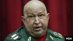 Hugo Chávez recibió hasta ahora cuatro rondas de quimioterapia.