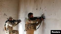 Iračke bezbednosne snage u Mosulu