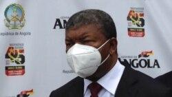 Presidente angolano João Lourenço