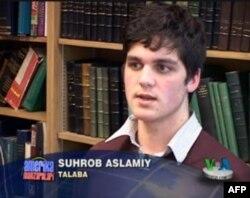 AQSh bo'lajak diplomat va olimlari: Markaziy Osiyo muhim mintaqa