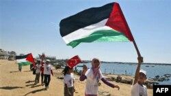 Yunanistan Fransız Teknesinin Gazze'ye Gitmesini Önledi