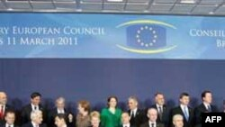 Udhëheqësit evropianë shqyrtojnë mënyrat e zgjidhjes së problemeve të borxhit