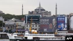 Türkiye Yarın Sandık Başında