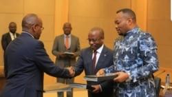 Le gourvernement signe un protocole d'accord avec General Electric