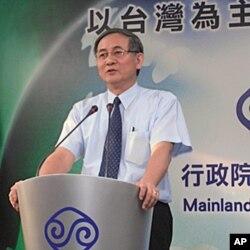 台湾陆委会副主委刘德勋