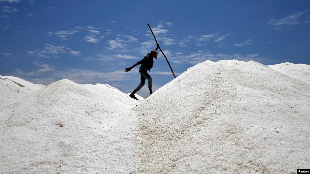 Salt Is More Than A Four Letter Word
