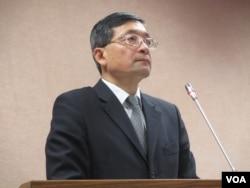 台湾亲民党立委李桐豪(美国之音张永泰拍摄)