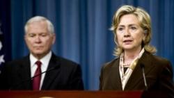 هیلاری کلینتون و رابرت گیتس: استراتژی هسته ای جدید آمریکا قوی تر است