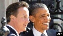 Օբաման և Քեմերոնը պնդում են, որ Քադաֆին պետք է պաշտոնաթող լինի