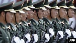 """Trung Quốc sẽ """"đẩy mạnh các chuẩn bị để đối phó với tranh chấp quân sự trong mọi lĩnh vực chiến lược"""""""