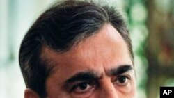 Pakistan's Prime Minister Yousuf Raza Gilani (file photo)