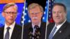 مقام های ارشد آمریکایی پیشتر گفتند که فشار حداکثری بر جمهوری اسلامی تا تغییر رفتار ادامه می یابد.