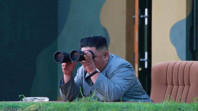 کۆریای باکوور دوو موشەک هەڵدەدات و داوا لە واشنتن دەکات وتوێژەکان دەست پێبکەنەوە