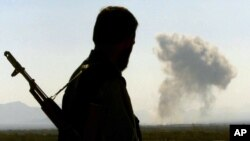 پر امریکا غږ شوی چې پر افغان محلي پولیسو مرستې ودروي