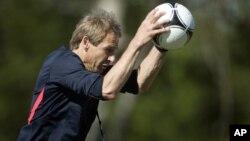 Тренер сборной США Юрген Клинсманн