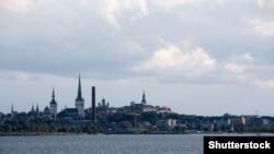 Морской фасад Таллина