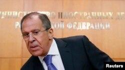 Ruski ministar inostranih poslova Sergej Lavrov