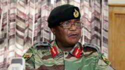 General Constantine Chiwenga, Commander of the Zimbabwe Armed Forces