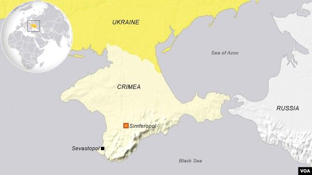 Crimea, Ukraine.