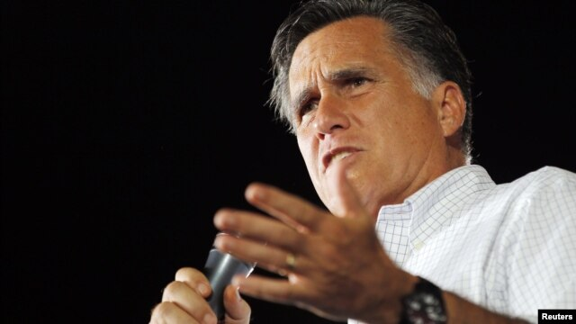 Mitt Romney también dijo que los votantes que están a favor de Obama son dependientes del gobierno.