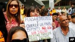 Venezuela Opposition (File)