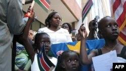 Dünyanın Güçlü Ülkeleri Güney Sudan'ı Tanıdı